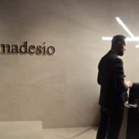 Стенд Rimadesio в Милане, 2018