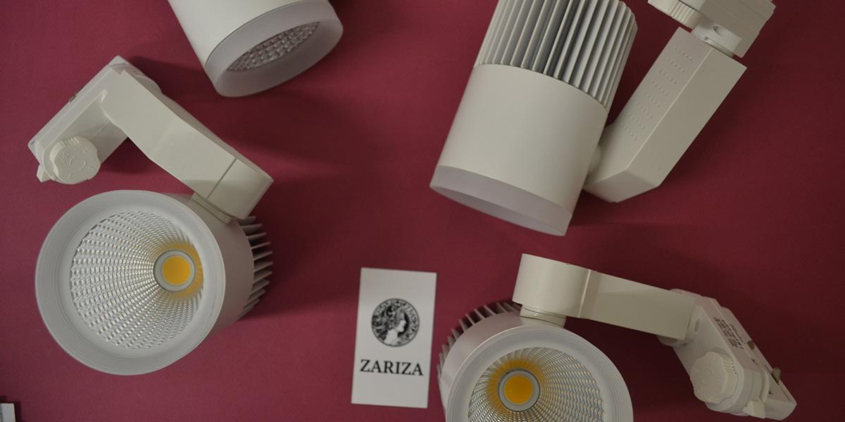 трековые светильники для дизайн проекта