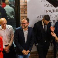 Открытие Lube Store Moscow на Ленинском проспекте | 11.10.2019