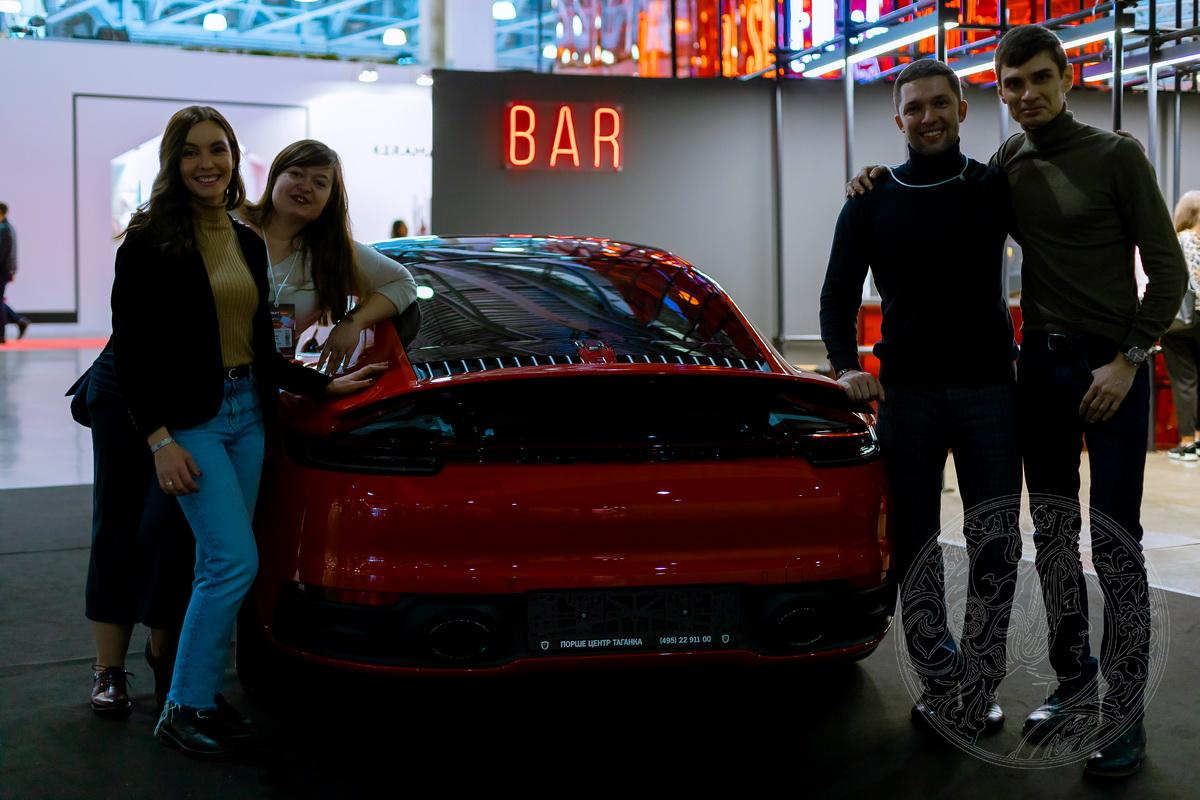 Интерьерная выставка Batimat 2020 — Москва, КРОКУС ЭКСПО