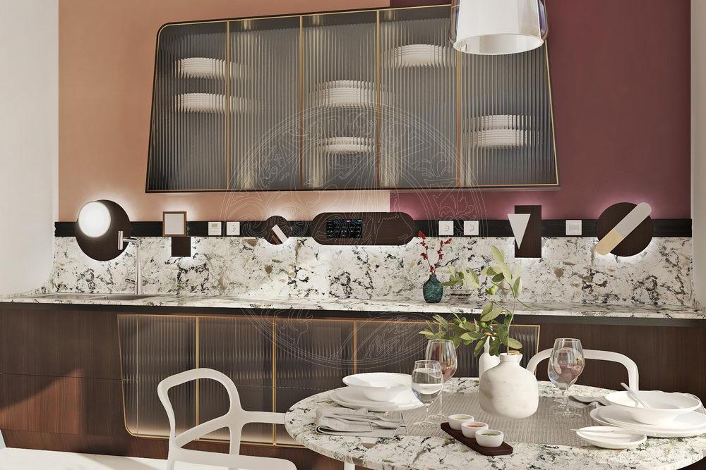новый формат кухонной мебели