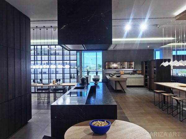 кухонная мебель gamadecor porcelanosa