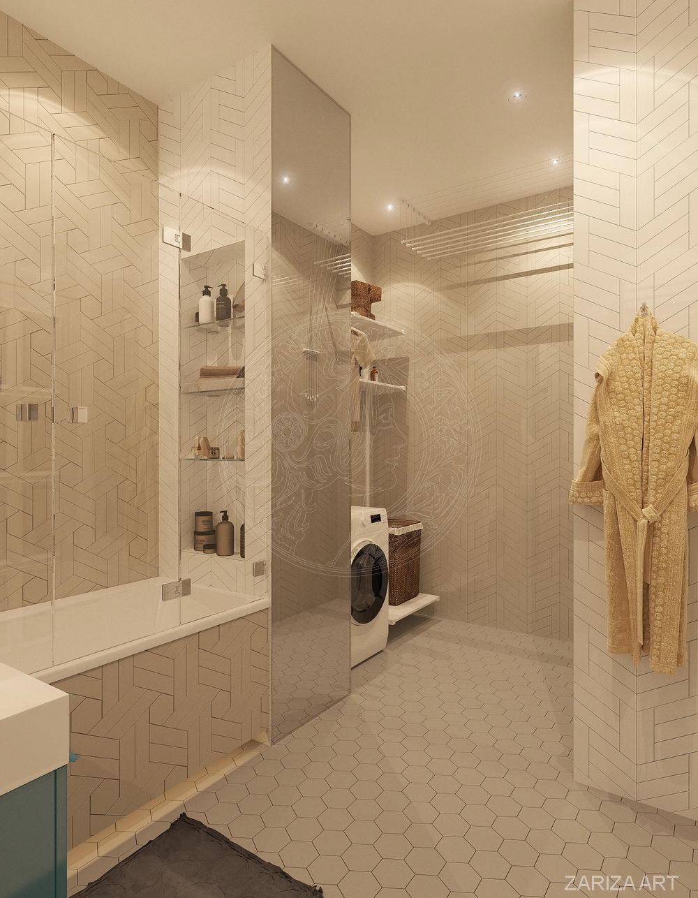 ванная и постирочная