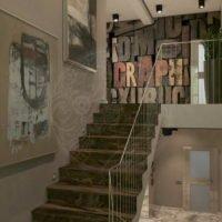 ✔ Интерьер частного дома «Limerence»