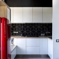 Фото реализации проекта квартиры Inspiration