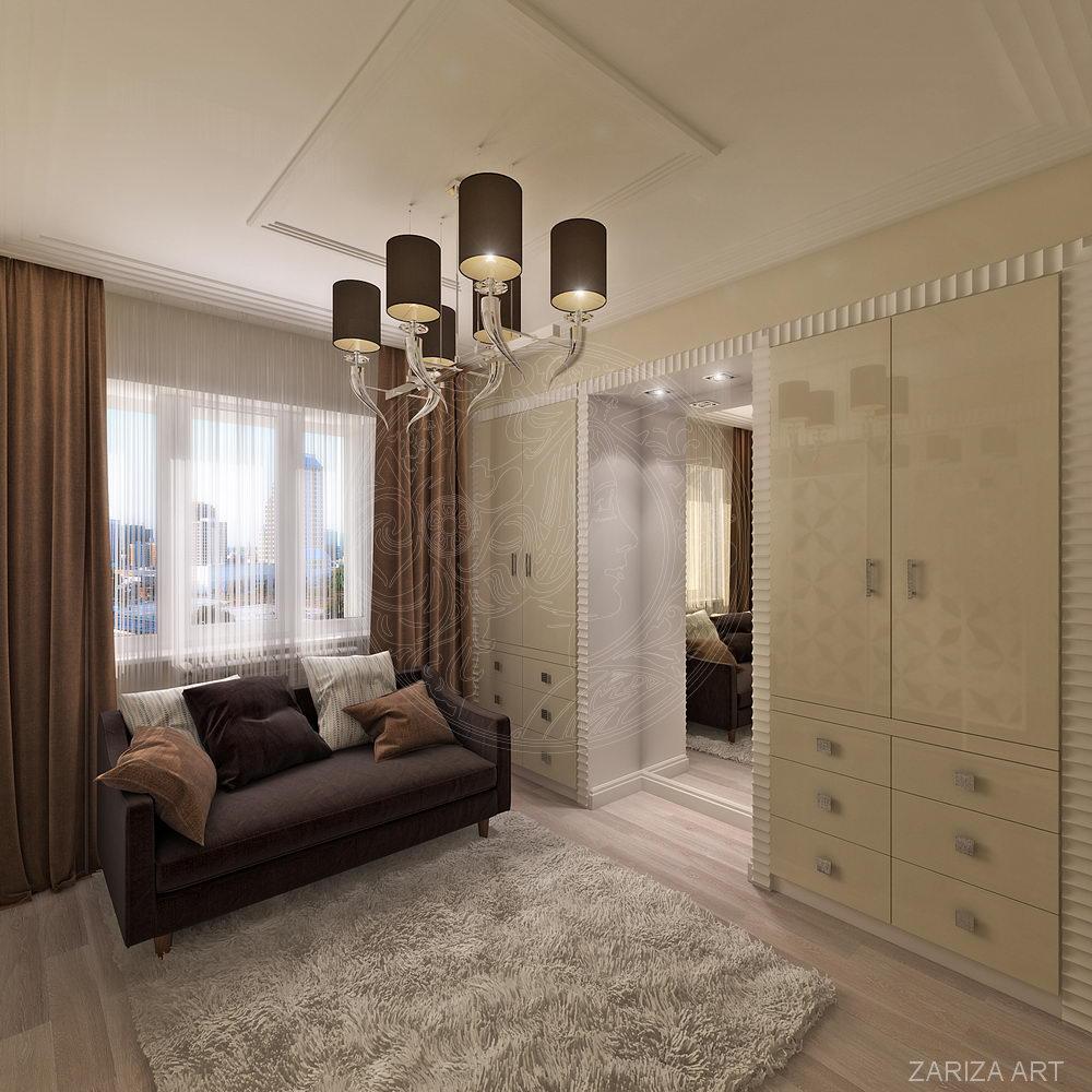комната гардероб