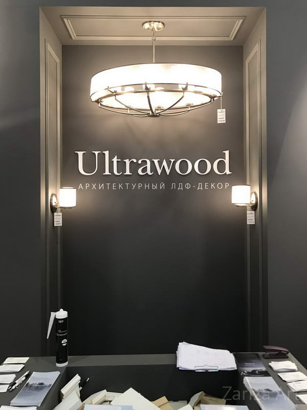ultrawood лепнина