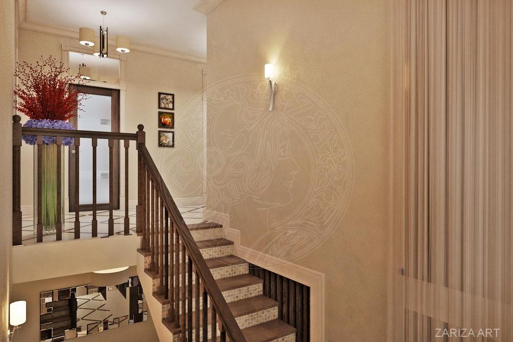 лестница 2 этаж