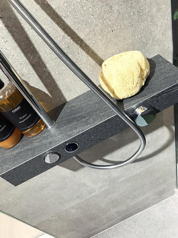 смеситель с термостатов в керамограните