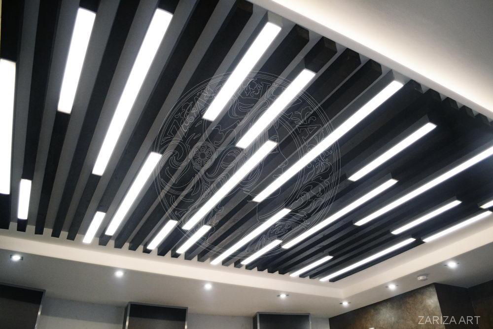 потолок в кабинете руководителя