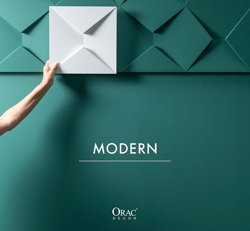 Orac Decor Modern 2.0 | Целостность — в деталях | Работа Zariza Art в новом каталоге 2018