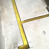 Основание под перегородку из газобетона — Лоцман