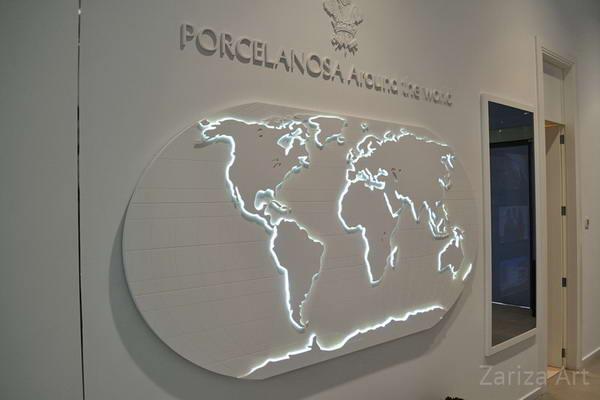 Porcelanosa фабрика