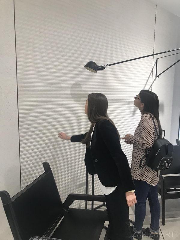 дизайнеры трогают плитку