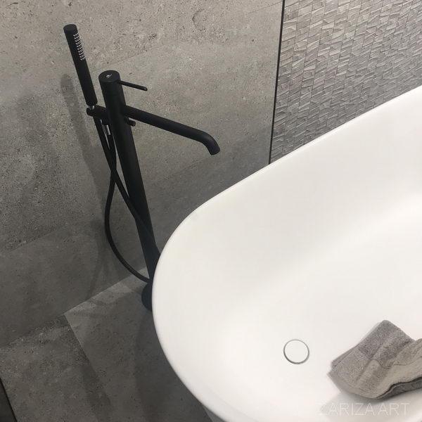 отдельностоящая ванная