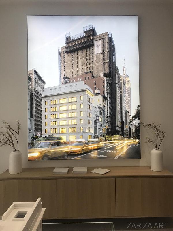 офис в нью-йорке
