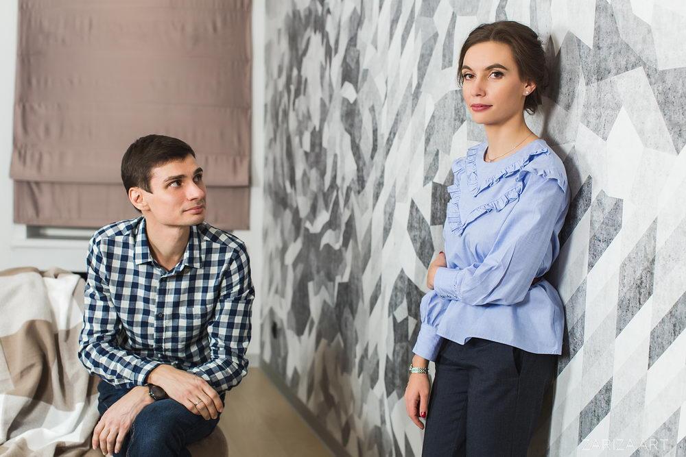 Ася и Сергей