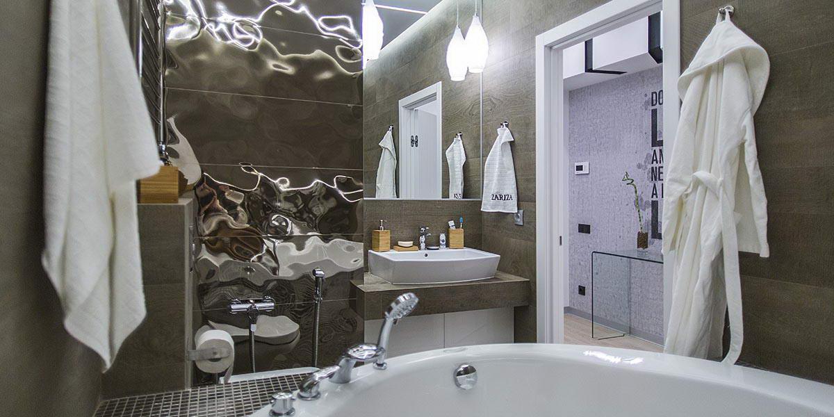 Проект ванной комнаты в Москве