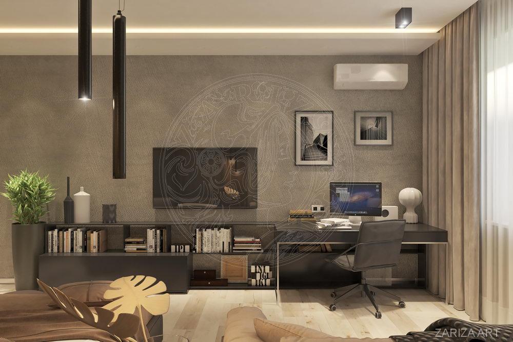 серый кабинет