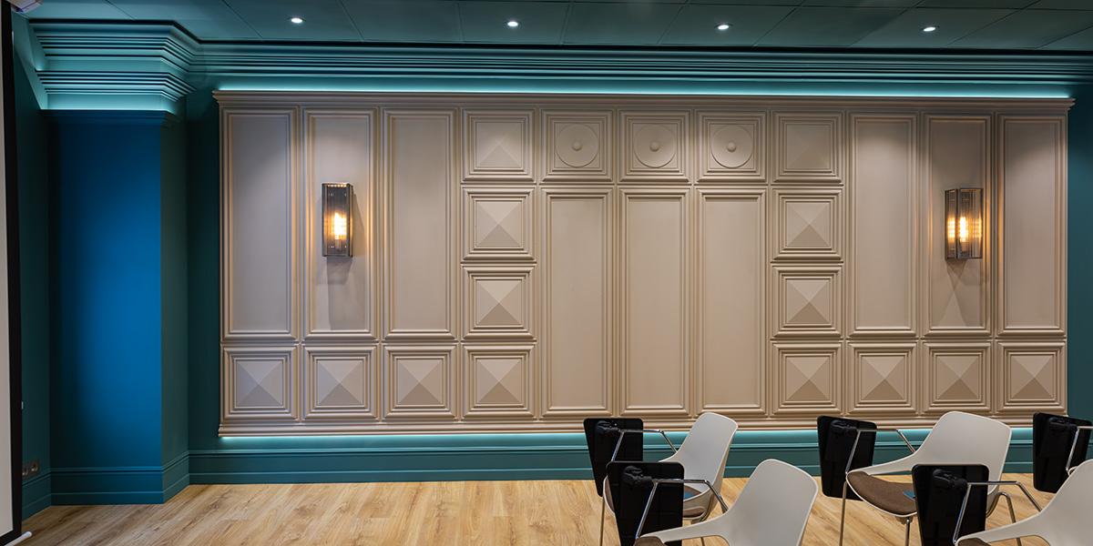 конференц зал из новой коллекции современная классика
