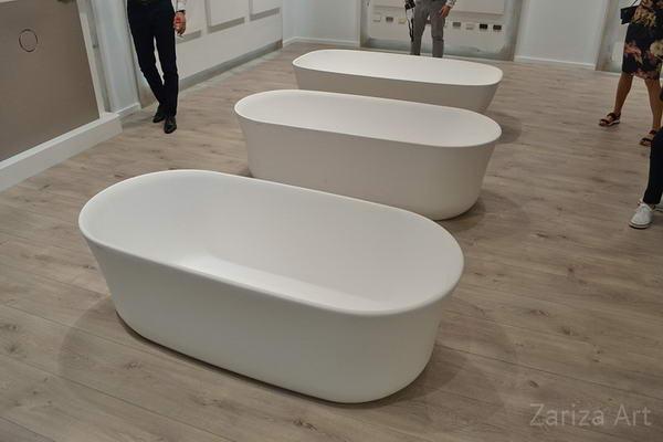 отдельностоящие ванные