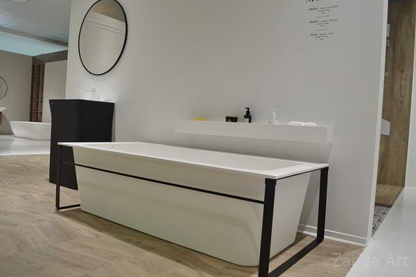 ванная от дизайнера