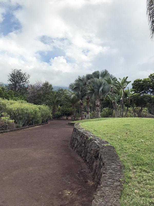 парк на острове в испании