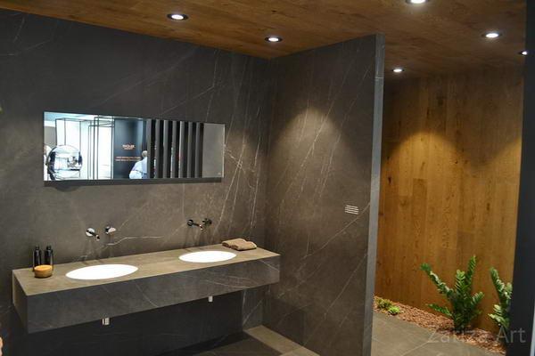 красивый дизайн туалета
