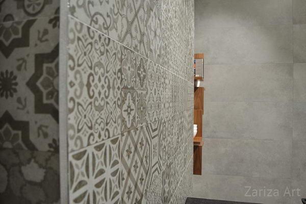 керамическая плитка интерьер