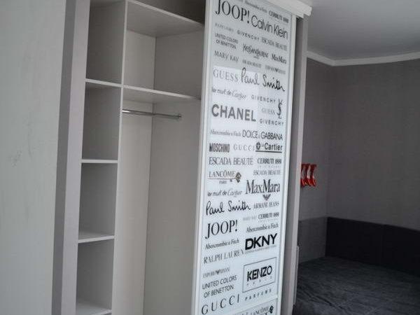 брендовый шкаф купе