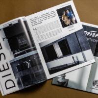 Публикация реализованного проекта Diesel в журнале | Июль 2020