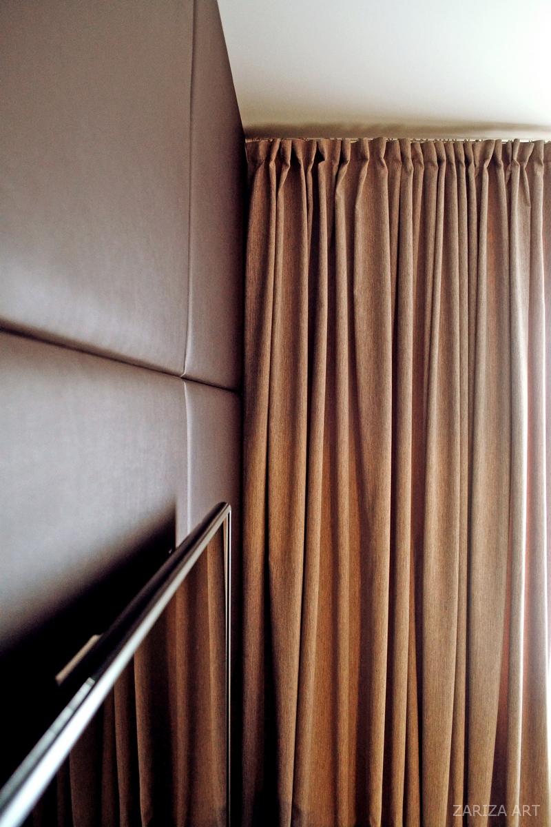 штора и панели
