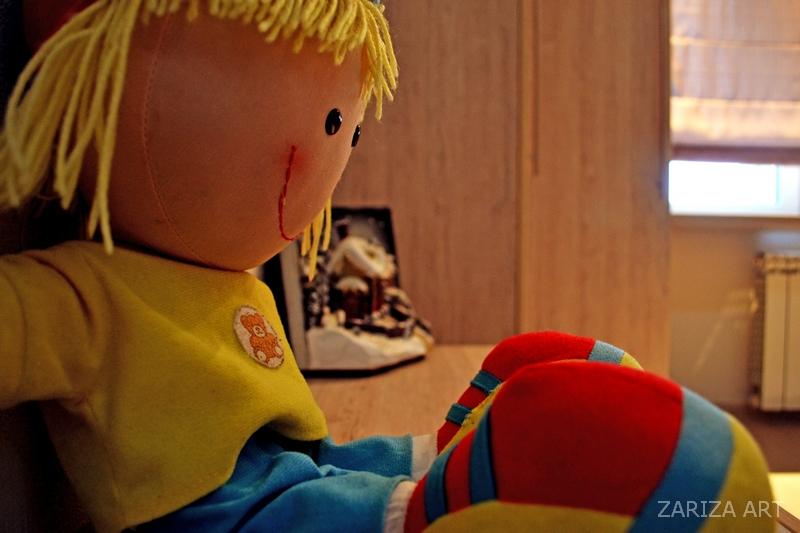 игрушка в детской