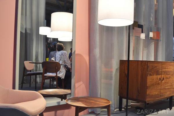 цвет стен и мебели