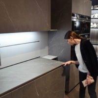 Фотоотчёт «Кухни» с выставки Saloni del Mobile Milano, 2018