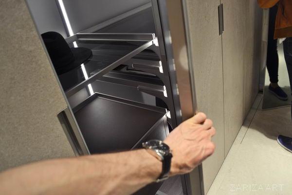 детали шкафа гардероба