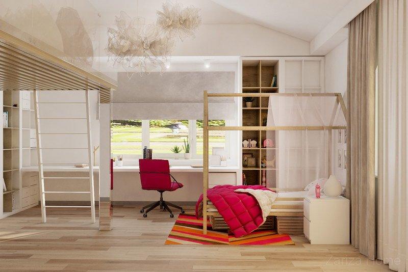 Дизайн комнаты в контексте отношений