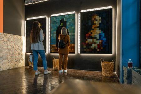 Проект и фото элементов интерьера для мероприятия «Дизайн дни» 16.09.2121