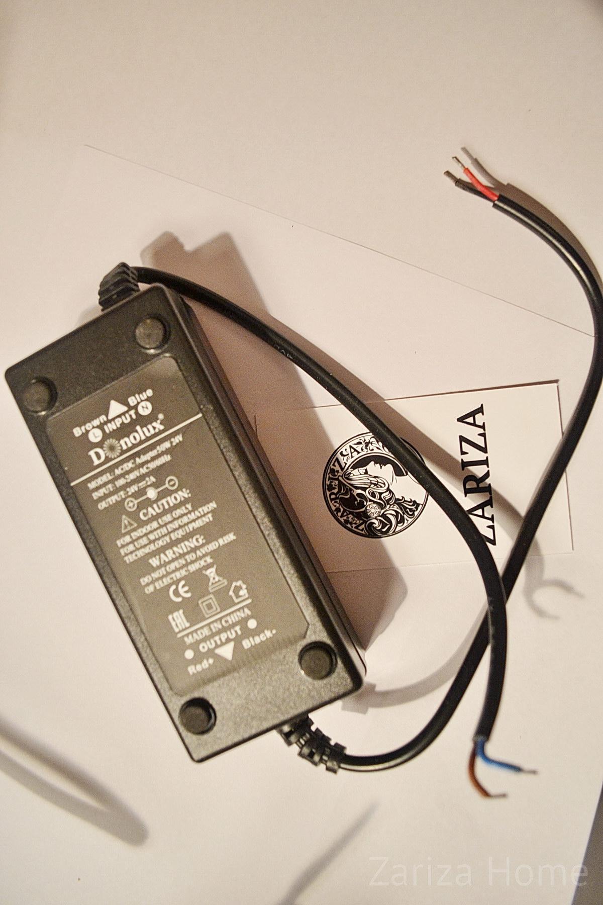 светодиодный светильник по индивидуальным размерам