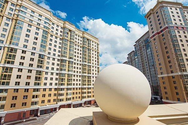 инфраструктура жилого комплекса Мосфильмовский