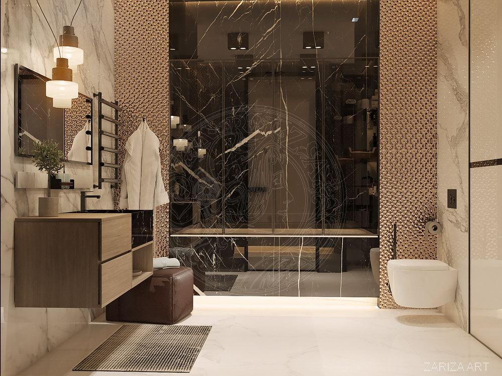 ванна\я комната